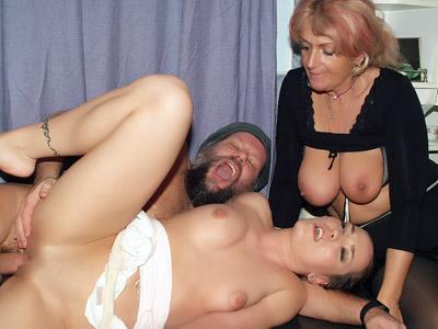 Sexy Mature Wife Three Way